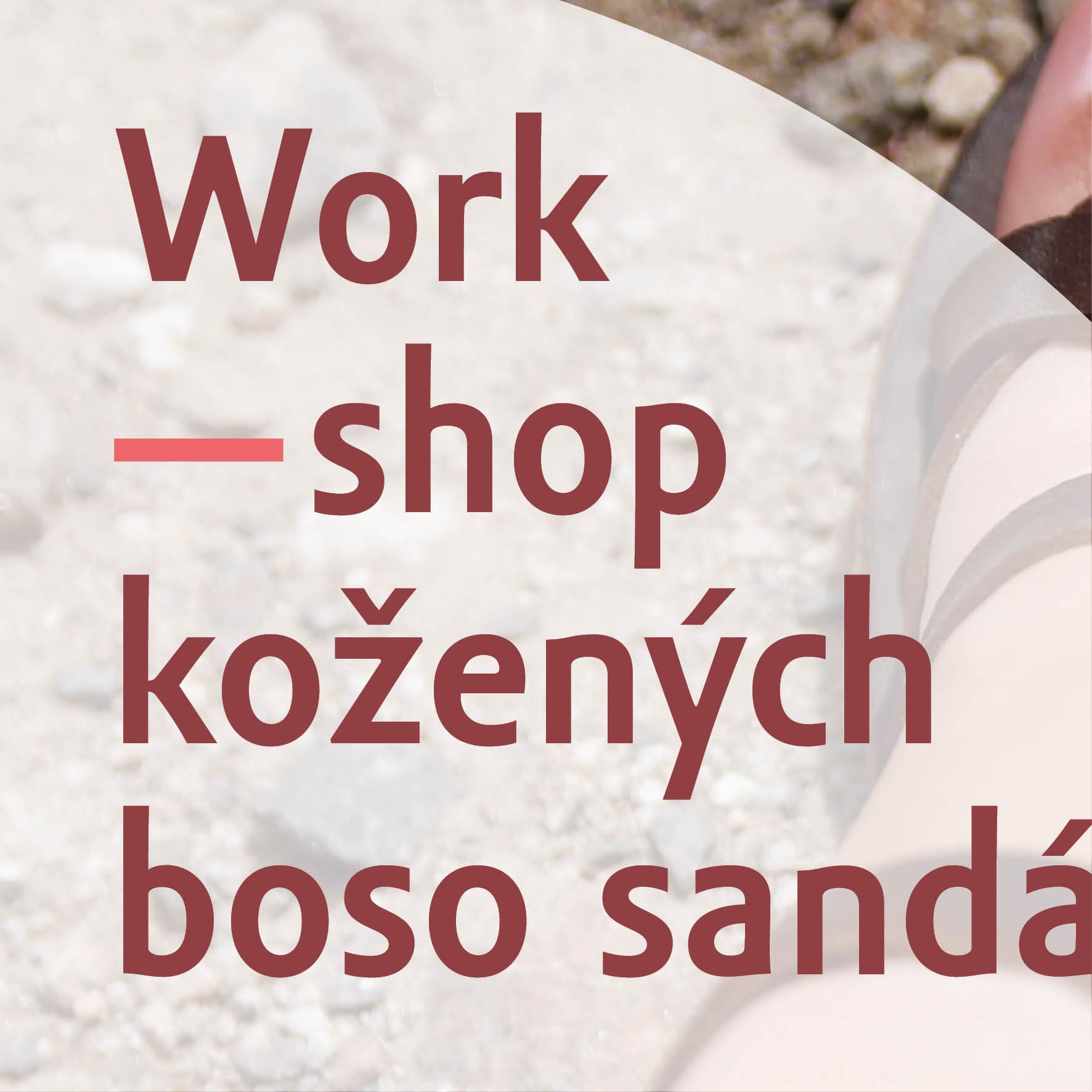 Barefoot workshop